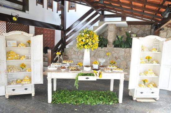 Matrimonio Giallo E Azzurro : Un matrimonio brasiliano in giallo alessandra e fabrizio