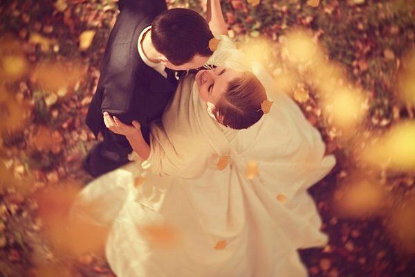 matrimonio autunnale