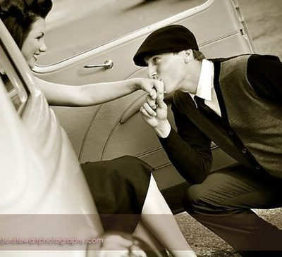 {Crea il look} Matrimonio anni '40