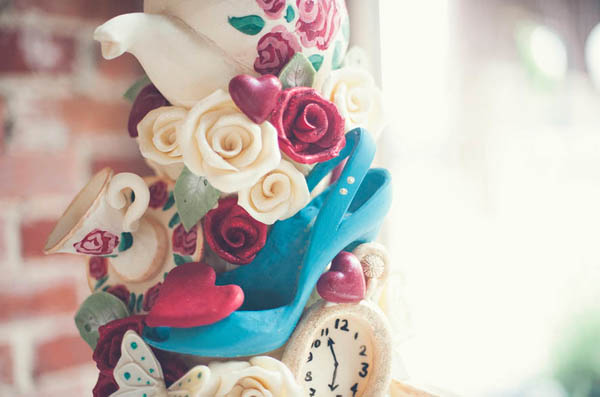 Matrimonio Tema Alice In Wonderland : Saturday love guest post in arrivo wedding wonderland