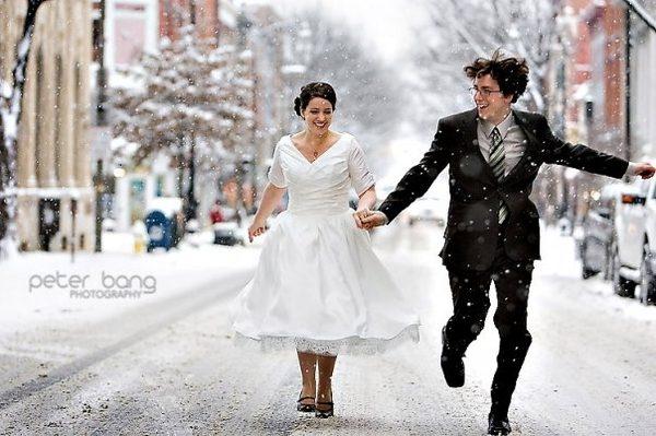 Ispirazioni per un matrimonio invernale