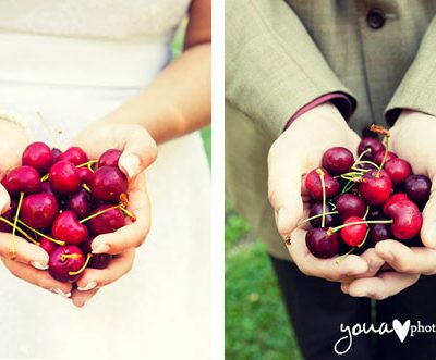 Think cherry when you marry