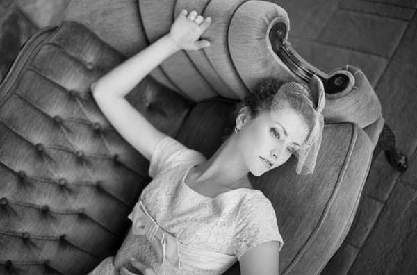 styled shoot vintage