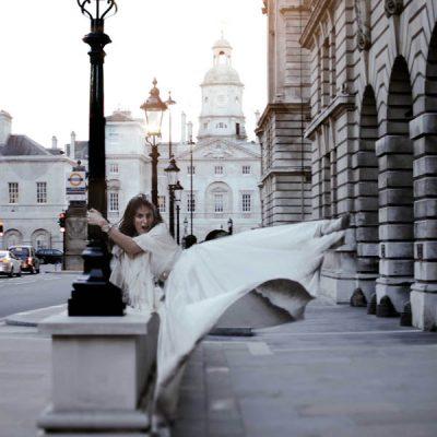 Un inspiration shoot a Londra