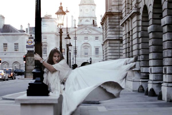Un inspiration shoot a Londra