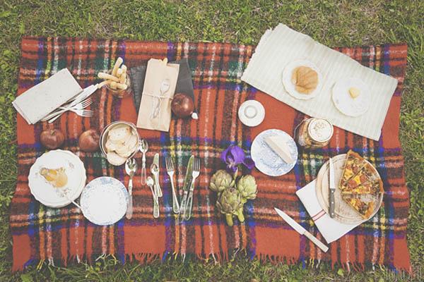 un bridal picnic a tema piccole donne (1)