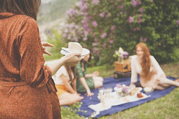 un bridal picnic a tema piccole donne (14)