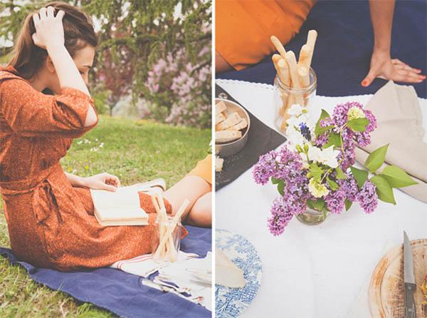 un bridal picnic a tema piccole donne (19)