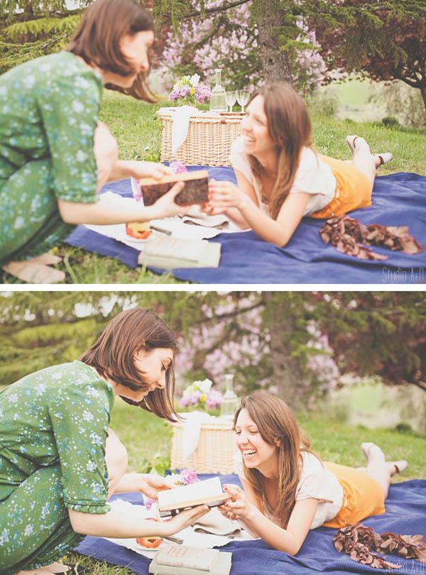 un bridal picnic a tema piccole donne (21)