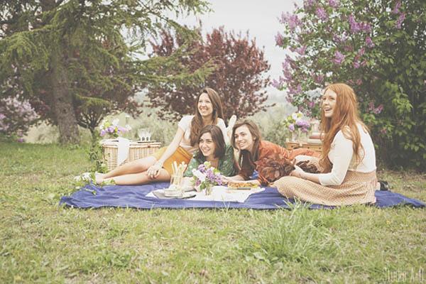 un bridal picnic a tema piccole donne (24)