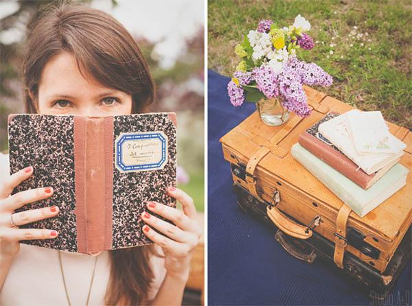 un bridal picnic a tema piccole donne (26)