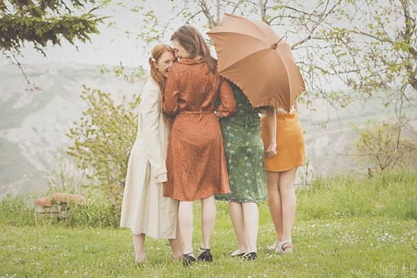 un bridal picnic a tema piccole donne (6)