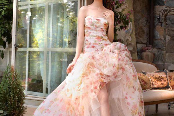 Il look romantico per un matrimonio in campagna (3)
