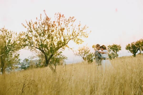 Un matrimonio in giallo e pois - foto di Cinzia Bruschini (10)
