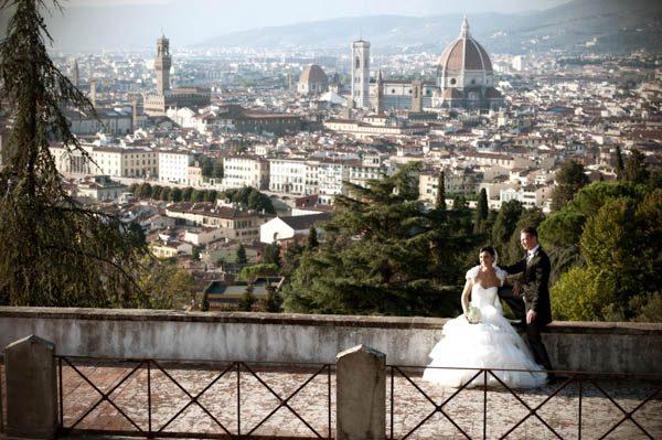 un matrimonio fiorentino in rosso (1)