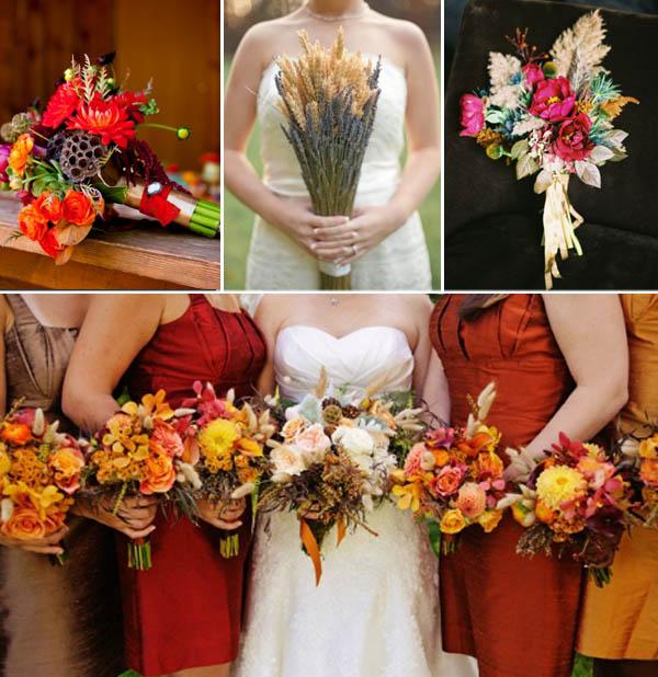 Girasoli Matrimonio Ottobre : Cinque idee per un matrimonio in autunno