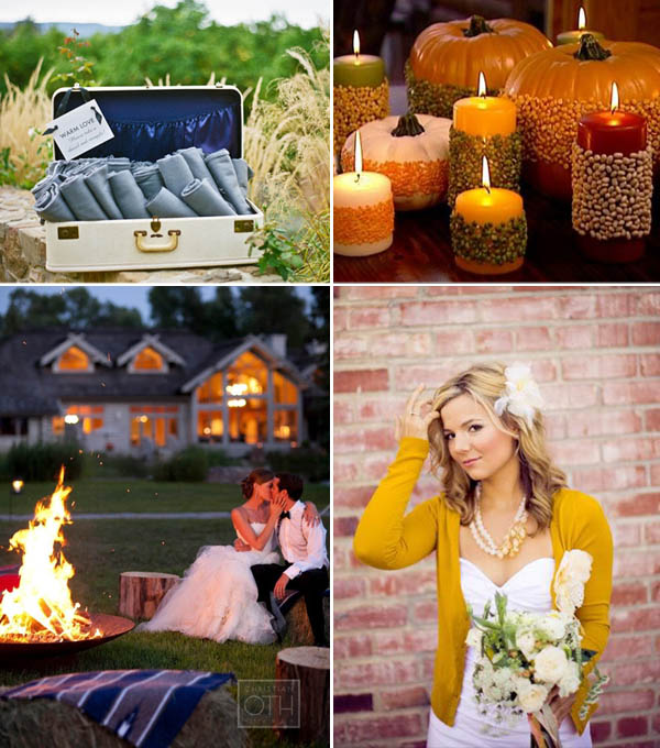 Matrimonio In Autunno : Cinque idee per un matrimonio in autunno