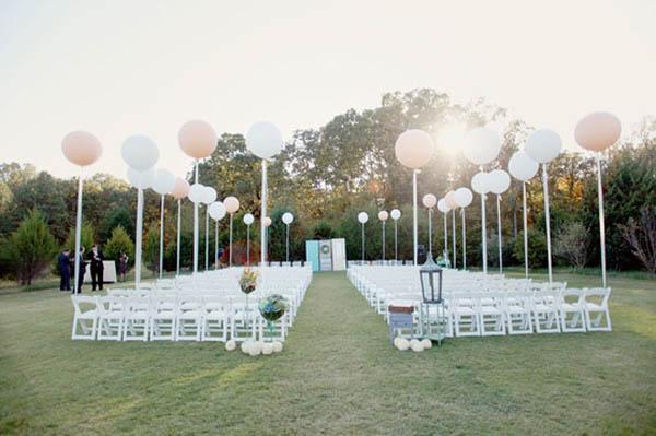 palloncini cerimonia