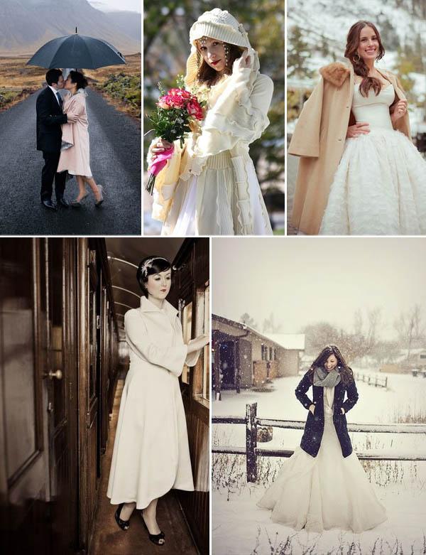 bfca639a0367 Sposa invernale  soluzioni anti-freddo