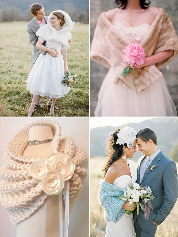 ultimo ordine taglia 40 Sposa invernale: soluzioni anti-freddo   Wedding Wonderland