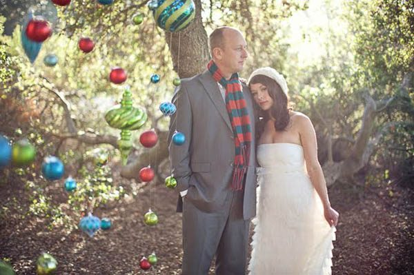Un matrimonio natalizio