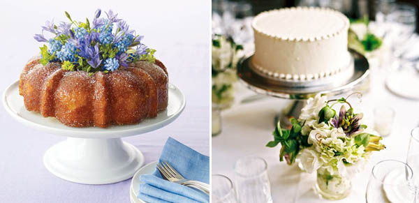 alternative alla torta nuziale: torte come centrotavola