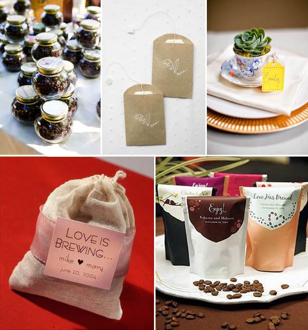 Matrimoni a tema: tè e caffè (5)