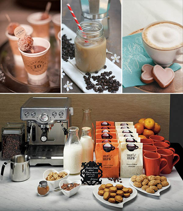 Matrimoni a tema: tè e caffè (3)