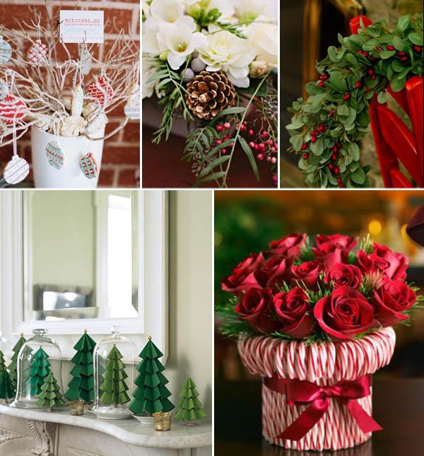 matrimonio a natale decorazioni
