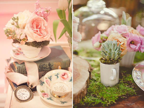 Matrimoni a tema: tè e caffè (2)