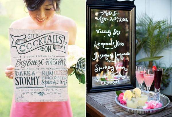 alternative ricevimento cocktail