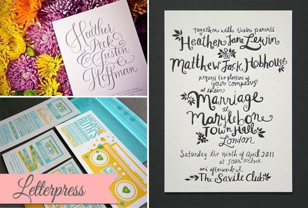 partecipazioni matrimonio letterpress copia
