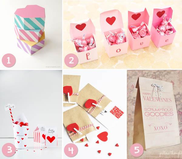 idee san valentino confezioni