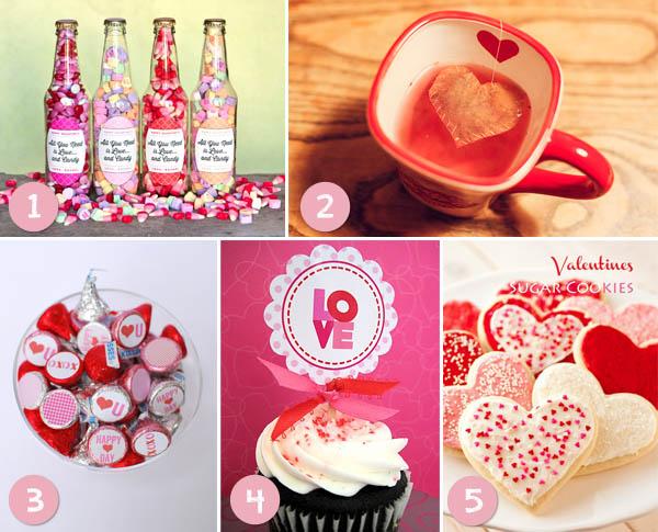 idee san valentino dolci