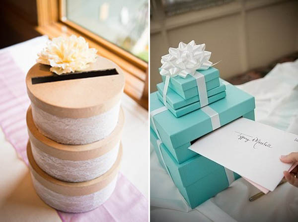 portabuste matrimonio scatole