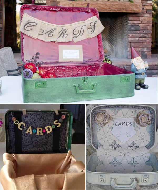 portabuste matrimonio valigie