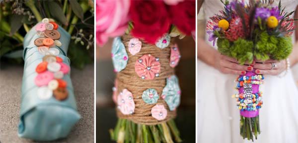 bouquet manici colorati
