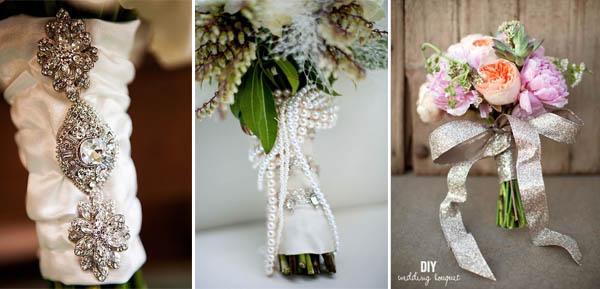 bouquet manico brillante