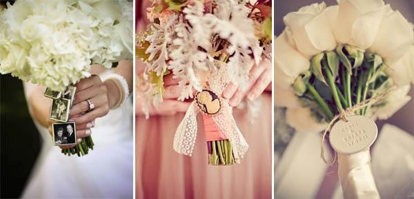 bouquet manico charms