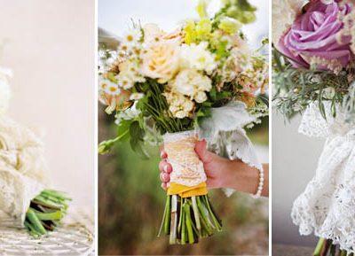 Personalizzare il bouquet da sposa