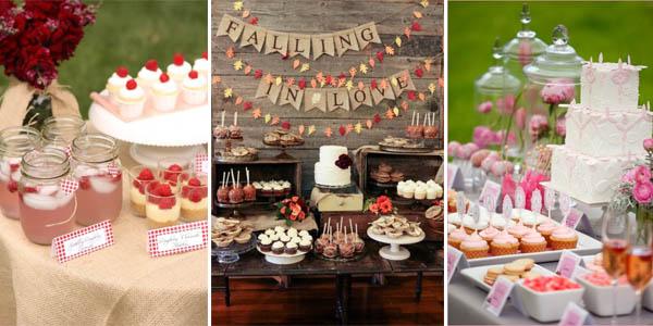 dessert table a tema