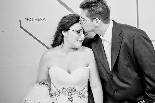 Un matrimonio con lo sponsor a tema Disney: Chiara e Maurizio