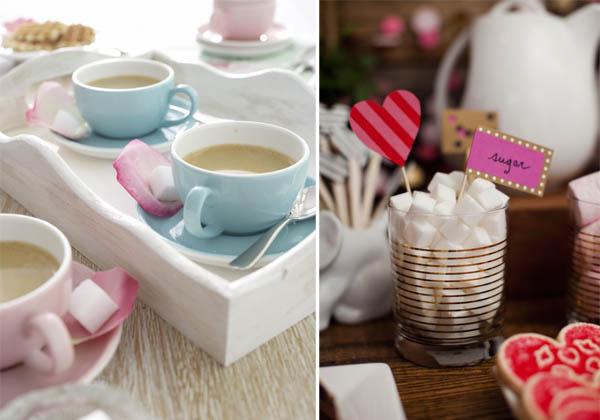 Cubetti di zucchero matrimonio