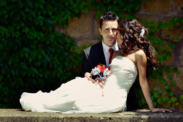 matrimonio geek - fibre di luce