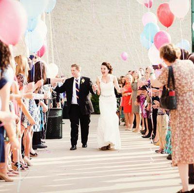 Dieci idee per personalizzare la cerimonia di nozze