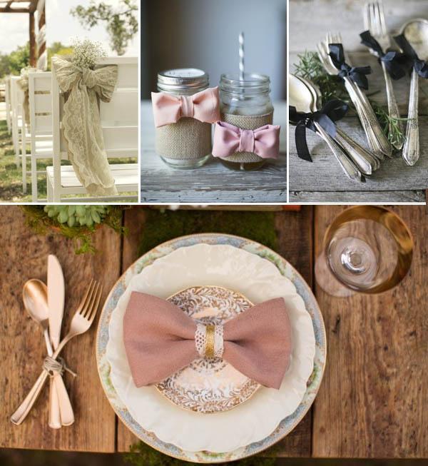 fiocchi decorazione matrimonio