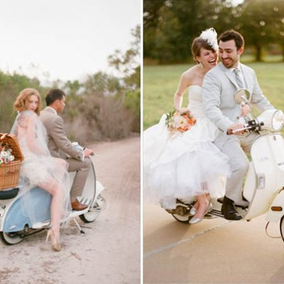 Alternative all'auto per le nozze