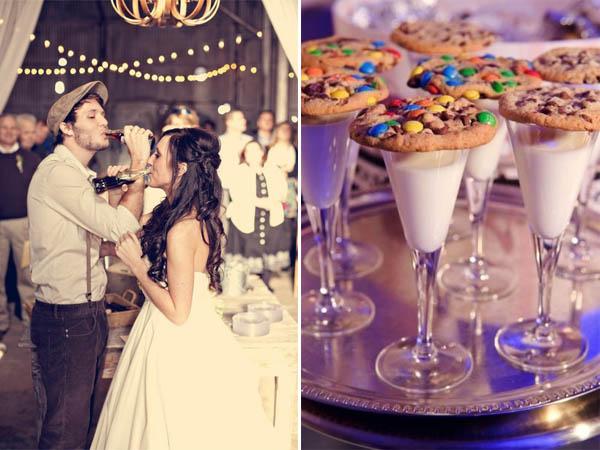 alternative al brindisi matrimonio