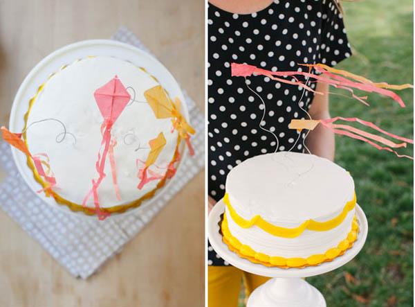 cake topper aquiloni