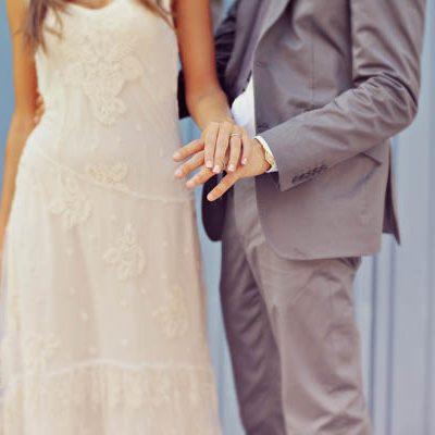 Un matrimonio in stile anni '70 a tema pomodori: Francesca e Riccardo